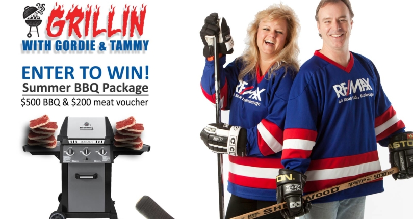 TIME IS RUNNING OUT FOR YOUR CHANCE TO WIN A $700 BBQ PACKAGE